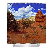 Shakespeare Trail In Kodachrome Park Shower Curtain