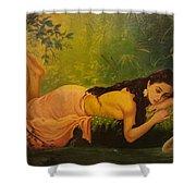 Shakuntala Shower Curtain