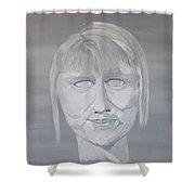 Shamed  Shower Curtain