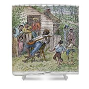 Sharecroppers, 1876 Shower Curtain