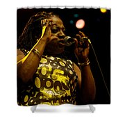 Sharon Jones Shower Curtain