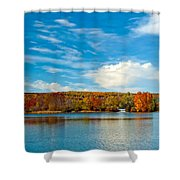Shawnee State Park Shower Curtain