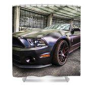 Shelby Gt500kr Shower Curtain