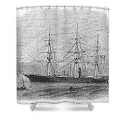 Shenandoah Surrender, 1865 Shower Curtain