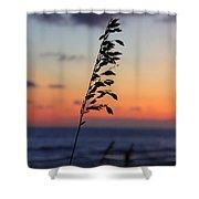 Sherbet Sky Shower Curtain