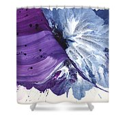 Shiraz Wave 2 Shower Curtain