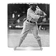 Shoeless Joe Jackson  (1889-1991) Shower Curtain