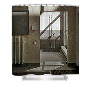 Shower Spot Shower Curtain