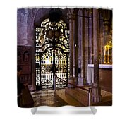 Side Chapel St Stephens - Vienna Shower Curtain