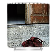Sign Of Respect Shower Curtain