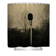 Signal Shower Curtain