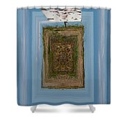 Signmark Shower Curtain