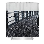 Silhouette 4 Shower Curtain