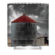 Silo 61 Shower Curtain