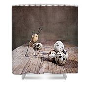 Simple Things Easter 01 Shower Curtain