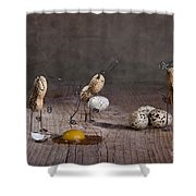 Simple Things Easter 06 Shower Curtain