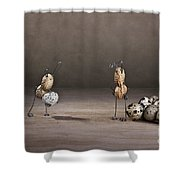 Simple Things Easter 09 Shower Curtain