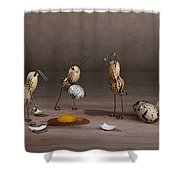 Simple Things Easter 10 Shower Curtain