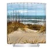 Simply The Beach Shower Curtain
