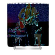 Singing From The Soul Shower Curtain