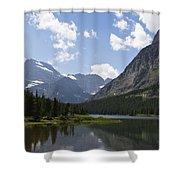Sinopah Reflected Shower Curtain