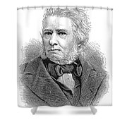 Sir Charles E. Trevelyan Shower Curtain
