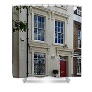 Sir Christopher Wren's Home Shower Curtain