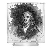 Sir Henry Vane (1613-1662) Shower Curtain