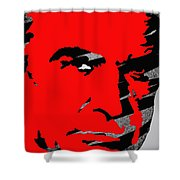 Sir Sean Connery Shower Curtain
