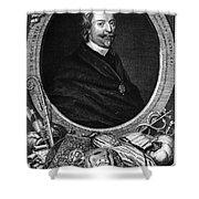 Sir Thomas Roe (c1581-1644) Shower Curtain