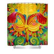 Siri Shower Curtain
