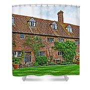 Sissinghurst Castle Shower Curtain
