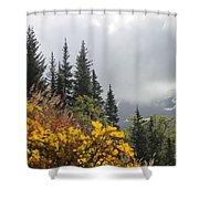 Skagway Alaska 2 Shower Curtain