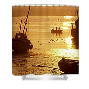 Skerries, County Dublin, Ireland Shower Curtain
