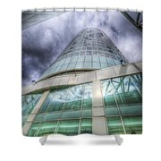 Sky Is The Limit 4.0 Shower Curtain