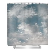 Sky Series - Heavenly Shower Curtain