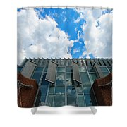 Sky Watcher Shower Curtain