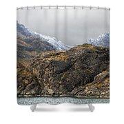 Skye Scotland Shower Curtain