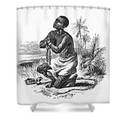 Slavery: Abolition Shower Curtain