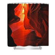 Slot Canyons - 502 Shower Curtain