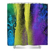 Smashing Color Shower Curtain