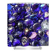 Smooth Stones Shower Curtain