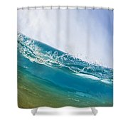Smooth Wave Shower Curtain