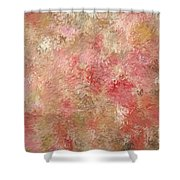 Soft Autumn Colors Shower Curtain