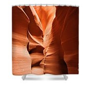 Soft Stone Shower Curtain