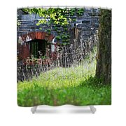 Solitary Reminder Shower Curtain