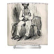 Solomon Northup (1808-?) Shower Curtain