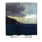 Somewhere Beyond The Sea 2 Shower Curtain