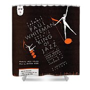 Song Of The Dawn Shower Curtain