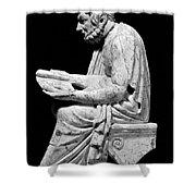 Sophocles (c496-406 B.c.) Shower Curtain